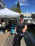 Nadine Strom, Lonsdale Quay Artisan Farmers' Market Manager
