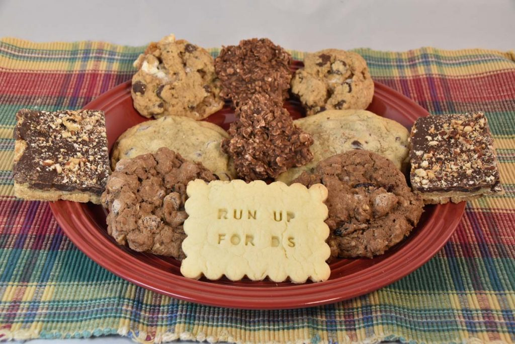 Mary Cardle's baked goodies for sale as Down Syndrome fundraiser