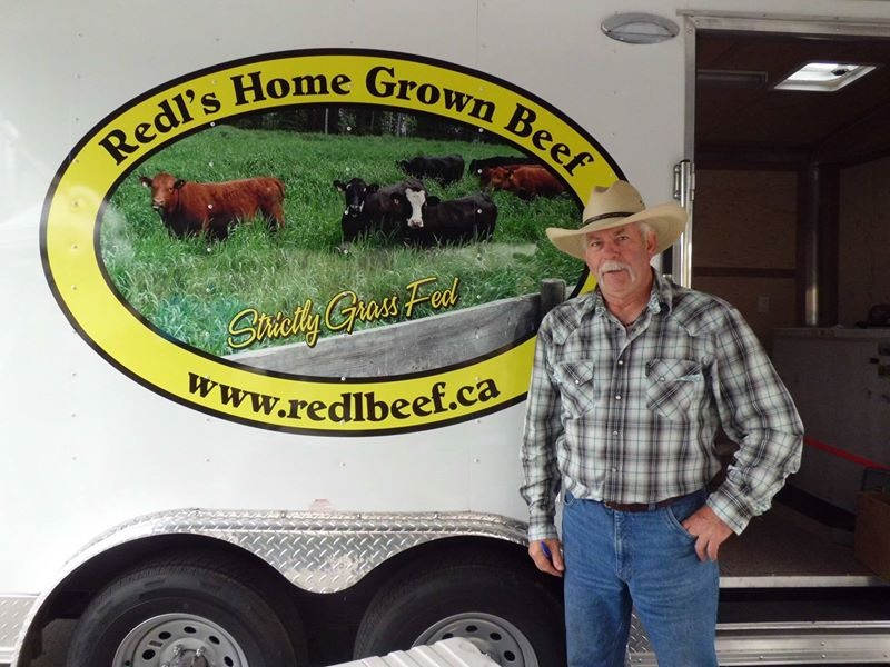 Redl's Homegrown Beef